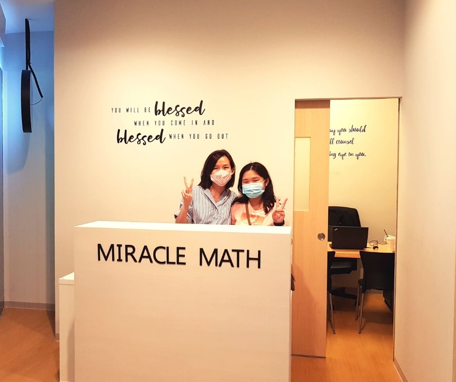 Miracle Math Tuition Centre